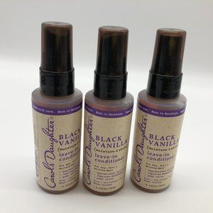 3 Carols Daughters Leave In Conditioner Travel Sz